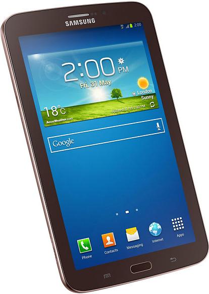 Samsung Galaxy Tab 3 7.0 Коричневый