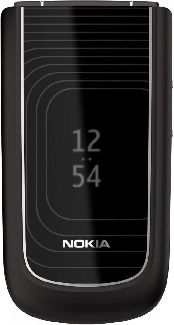 Nokia 3710 Fold Черный