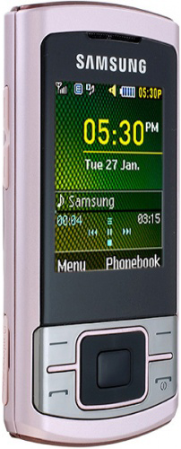 Samsung C3050 Розовый