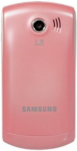 Samsung Monte Slider GT-E2550 Розовый