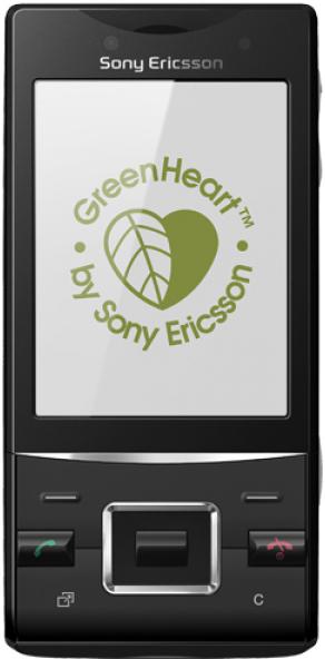 Sony Ericsson Hazel J20i Черный
