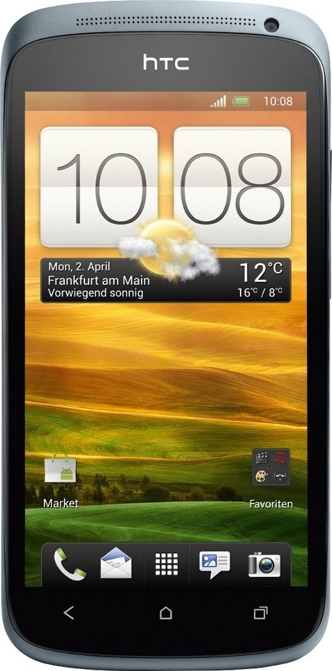 HTC One S (серый)