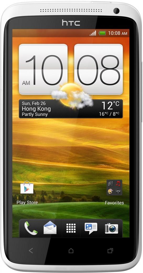 HTC One X+ (белый)