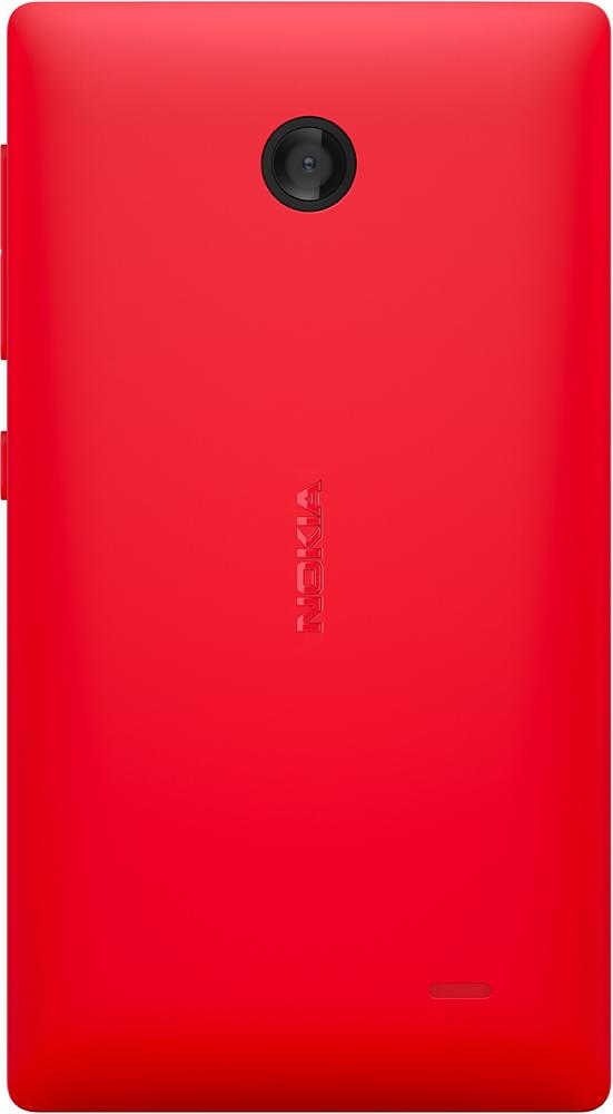 Nokia X 2 sim (красный)