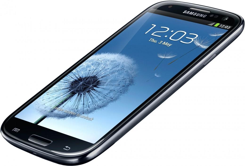 Samsung Galaxy S III GT-I9300 (синий)
