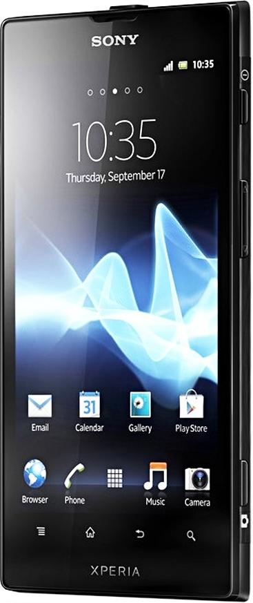 Sony Xperia ion (черный)