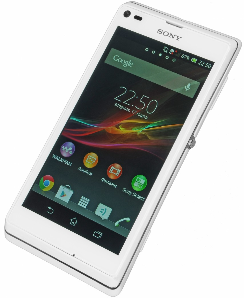 Sony Xperia L (белый)