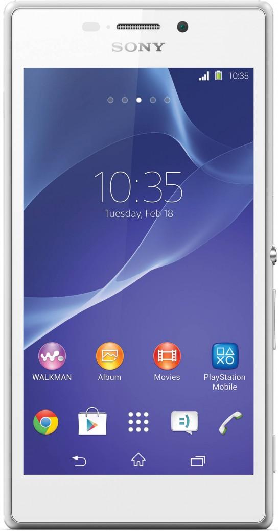 Sony Xperia M2 D2305 (белый)