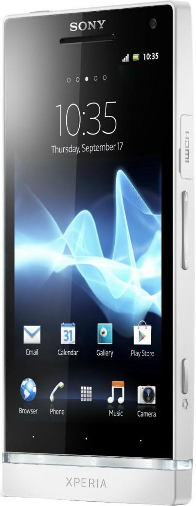 Sony Xperia S (белый)