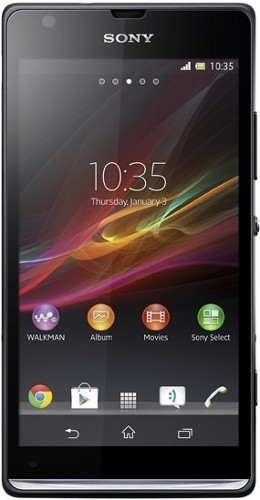 Sony Xperia SP (черный)