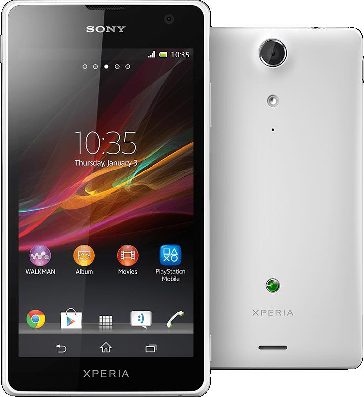 Sony Xperia TX (белый)