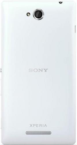 Sony Xperia C (белый)