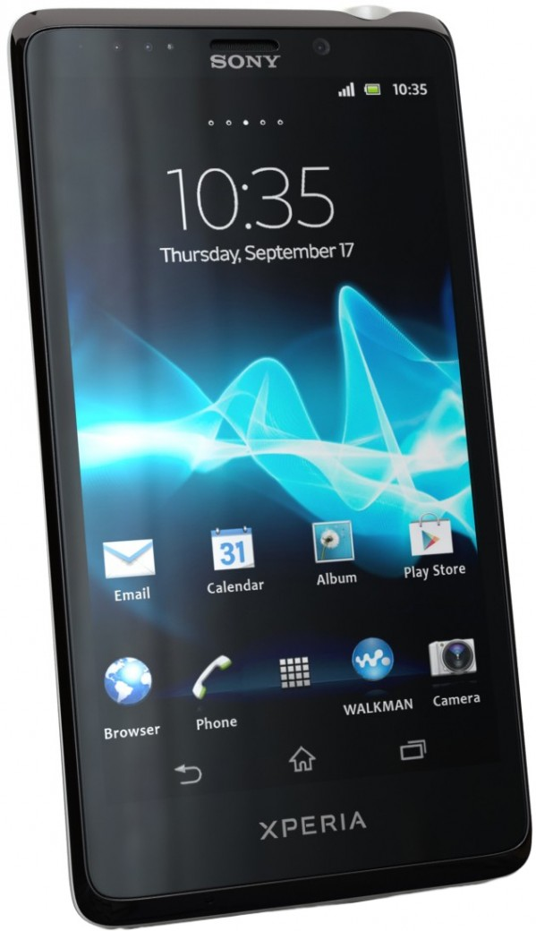 Sony Xperia T (белый)
