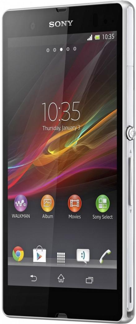Sony Xperia Z (белый)