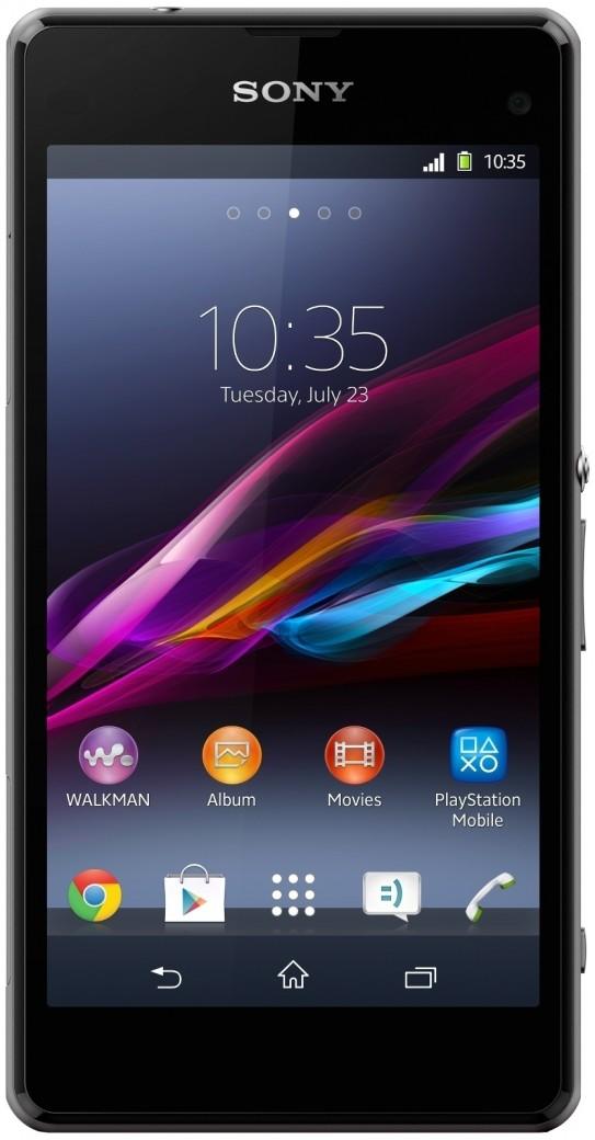 Sony Xperia Z1 Compact (черный)