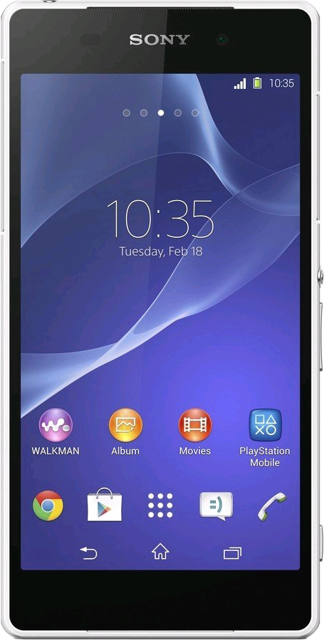 Sony Xperia Z2 (белый)