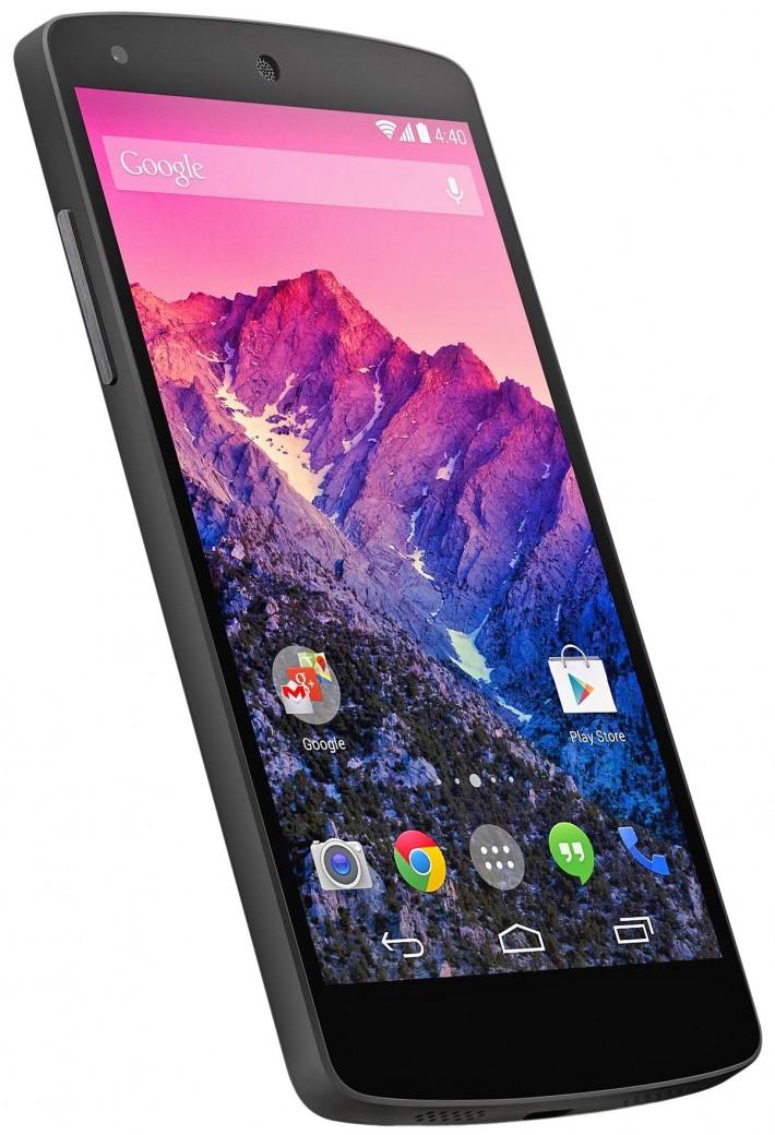 LG Nexus 5 (черный)