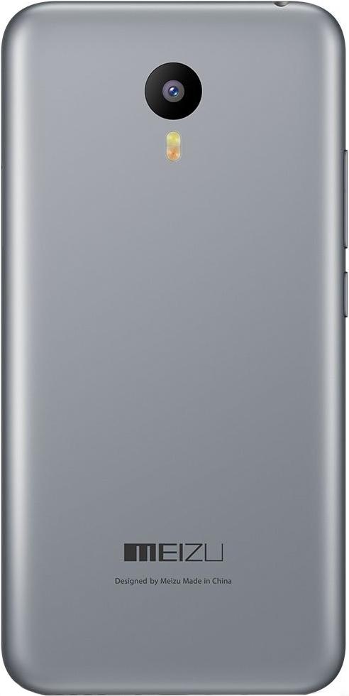 Meizu M2 Note (серый)
