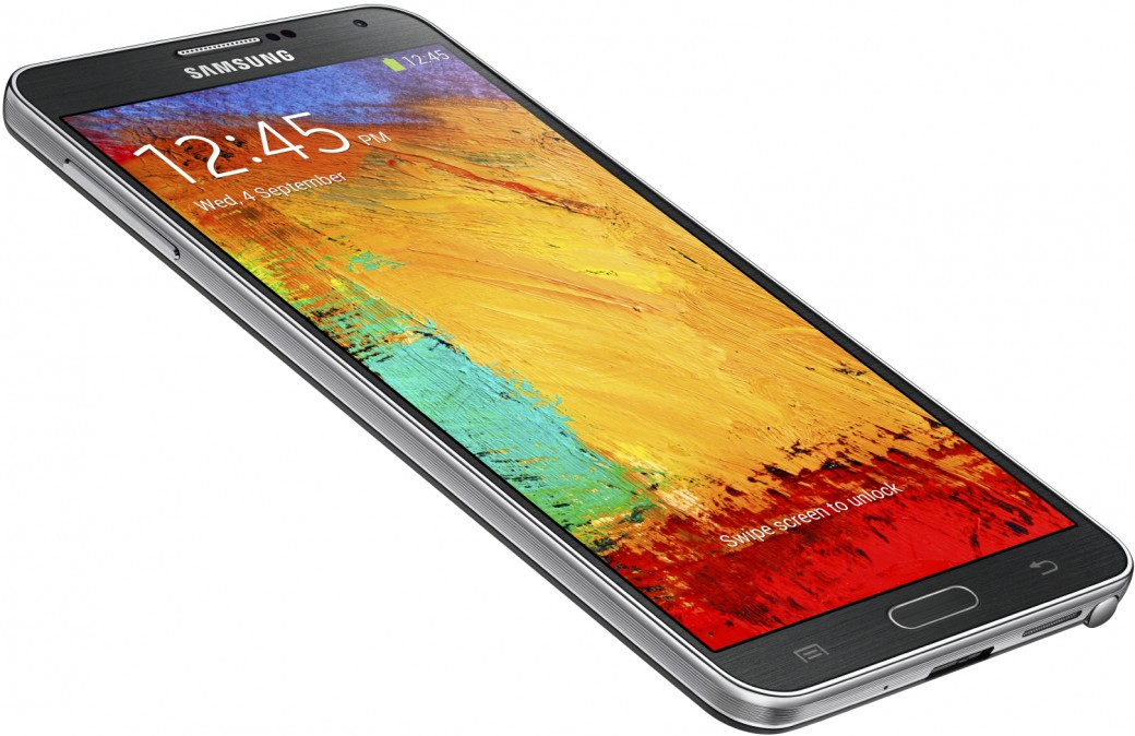 Samsung Galaxy Note 3 MTK6589 (черный)