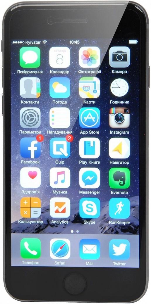 IPhone 6 MTK6582 (серебристый)