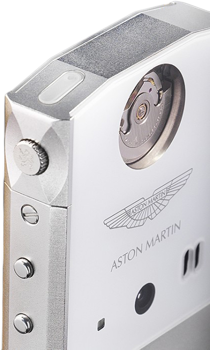 Mobiado Aston Martin One 77 (белый)