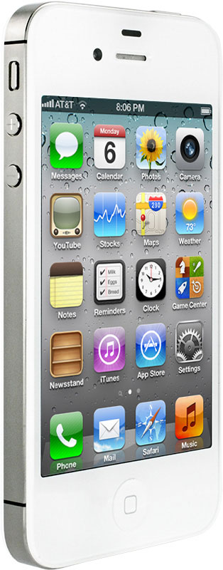Apple iPhone 4S 64 Гб WHITE (Белый)