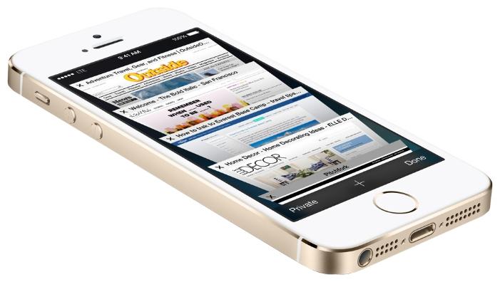 Apple iPhone 5S 32 Гб White (Белый)