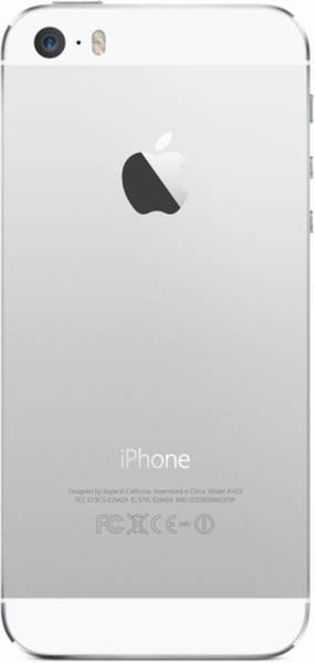 Apple iPhone 5S 64 Гб White (Белый)