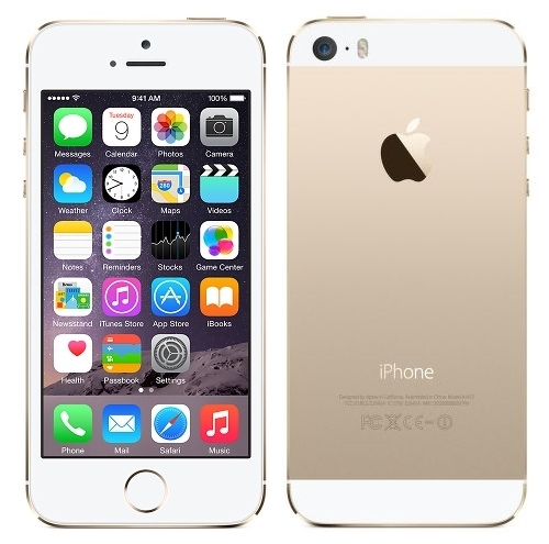 Apple iPhone 5S 16 Гб Gold (Золотой)