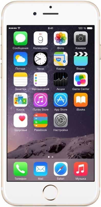 Apple iPhone 6 64 Гб White (Белый)