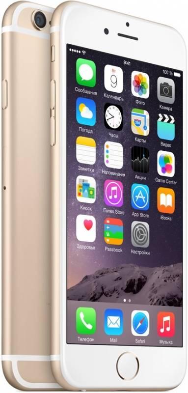 Apple iPhone 6 128 Гб Gold (Золотой)