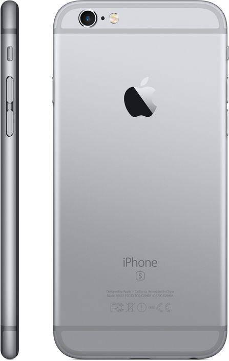 Apple iPhone 6 Plus 16 Гб Black (Черно-Серый)