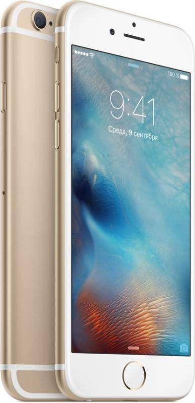 Apple iPhone 6 Plus 16 Гб Gold (золотой)