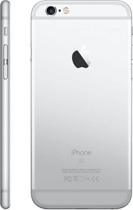 Apple iPhone 6 Plus 64 Гб White (Бело-Серый)