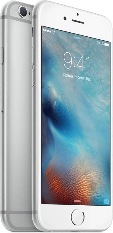 Apple iPhone 6 Plus 128 Гб White (Бело-Серый)