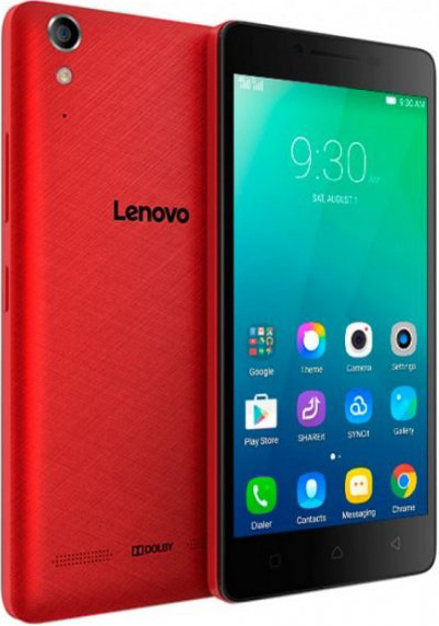 Lenovo A6010 (красный)