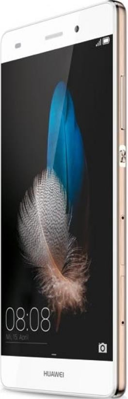 Huawei P8 Lite (белый)