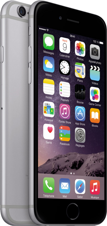 Apple iPhone 6s 16GB Space Gray (серый)
