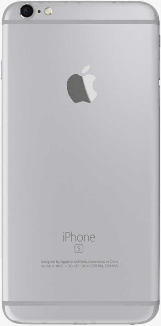 Apple iPhone 6s Plus 16GB Silver (серебряный)