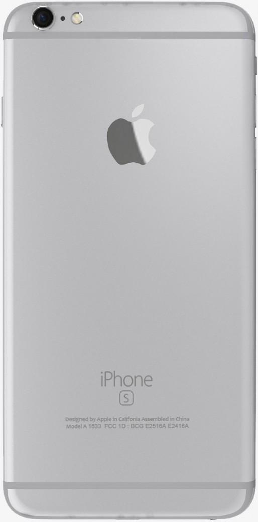 Apple iPhone 6s Plus 128GB Silver (серебряный)