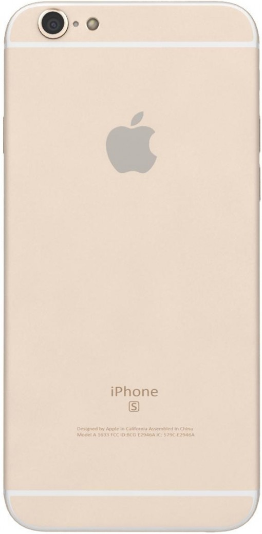 Apple iPhone 6s Plus 16GB Gold (золотой)
