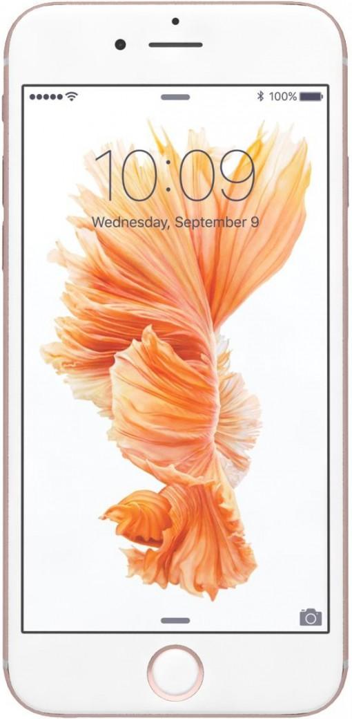 Apple iPhone 6s Plus 64GB Rose Gold (розовое золотой)