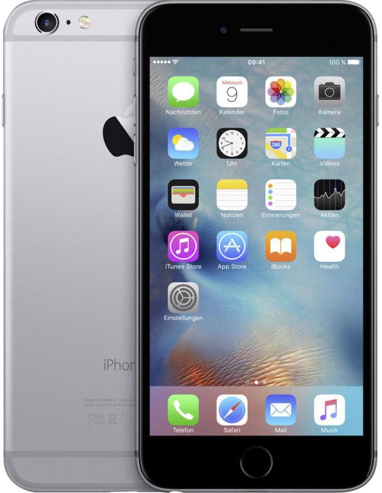 Apple iPhone 6 64GB Gray (серый)