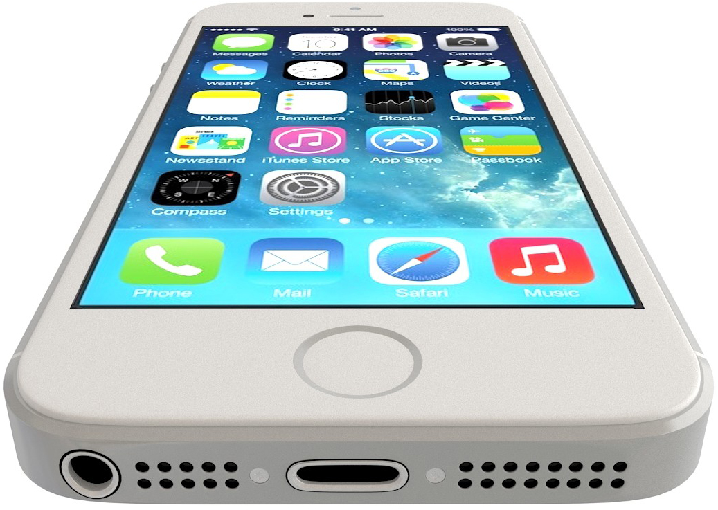Apple iPhone 5S 16GB Silver (серебряный)