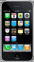 Apple iPhone 3GS Black 8 Гб оригинал