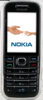 Nokia 6233 Classic Black