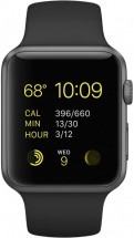 Apple Watch Sport 42mm Black (черный)