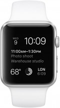 Apple Watch Sport 42mm White (белый)