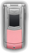Vertu Constellation Ayxta Pink Финляндия