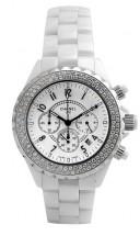 Chanel J12 White Chronograph